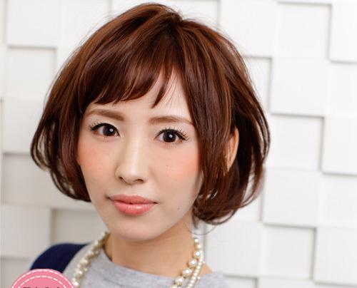 9 kiểu tóc Nhật xinh xắn quyến rũ phái đẹp - 4