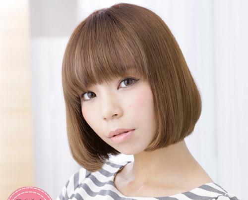 9 kiểu tóc Nhật xinh xắn quyến rũ phái đẹp - 9