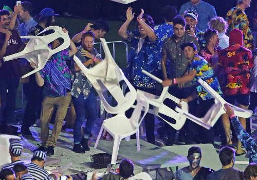 """""""Bạo loạn"""" ở chung kết giải Phi tiêu thế giới - 3"""