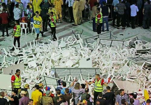 """""""Bạo loạn"""" ở chung kết giải Phi tiêu thế giới - 7"""