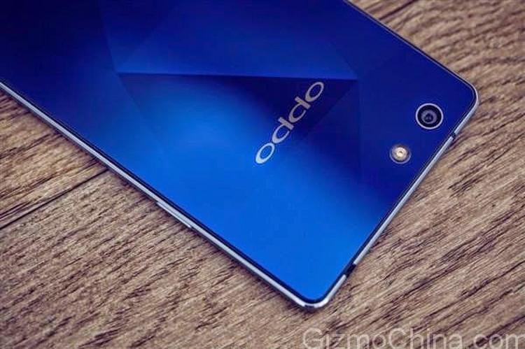 Oppo R1C mặt sapphire xanh huyền bí lên kệ - 4