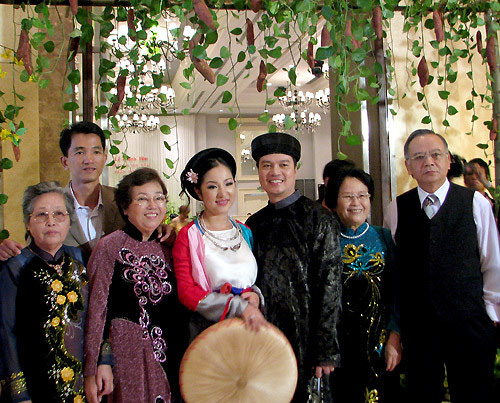 """Nhìn lại """"đám cưới khoai lang"""" của Thúy Nga và chồng cũ - 8"""