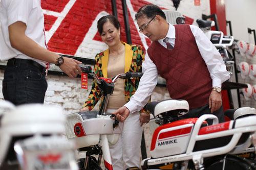 3 tiêu chí lựa chọn xe đạp điện cho người cao tuổi - 1