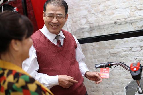 3 tiêu chí lựa chọn xe đạp điện cho người cao tuổi - 2