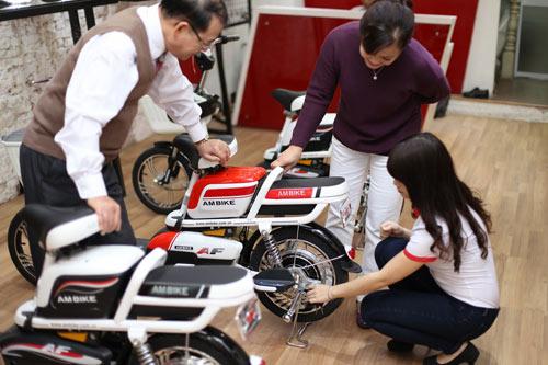 3 tiêu chí lựa chọn xe đạp điện cho người cao tuổi - 3