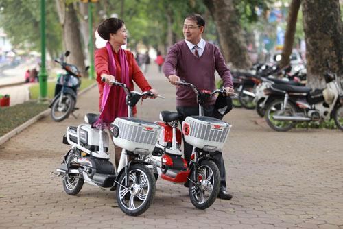 3 tiêu chí lựa chọn xe đạp điện cho người cao tuổi - 4