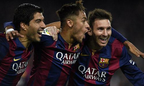 """Messi sẽ còn tiếp tục """"sóng gió"""" với HLV Enrique - 1"""