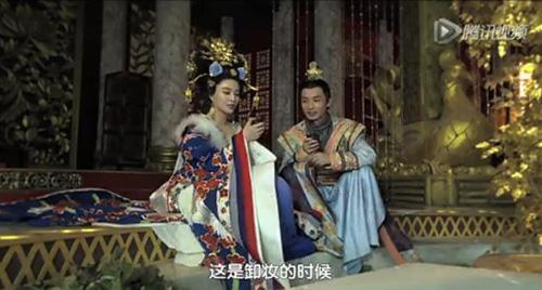 Tiết lộ hậu trường táo bạo và thú vị của Võ Tắc Thiên - 12