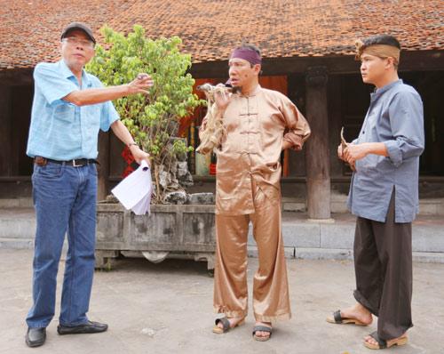 ĐD Phạm Đông Hồng tiết lộ về các phim hài Tết - 2