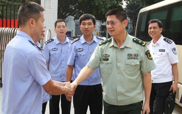 Thiếu tướng công an Trung Quốc bị bắt vì tham nhũng - 1