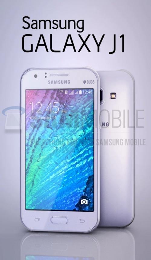 Samsung Galaxy J1 giá mềm sắp ra mắt - 1