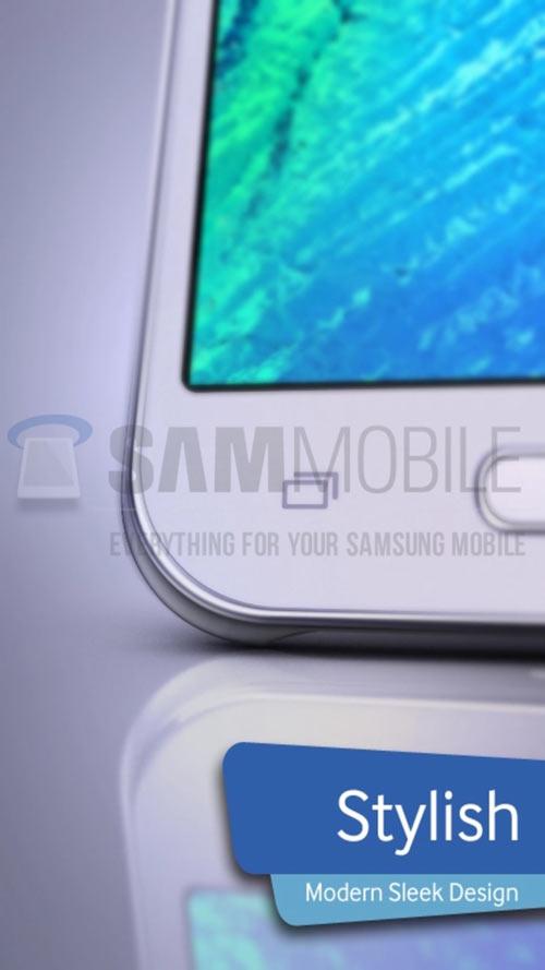 Samsung Galaxy J1 giá mềm sắp ra mắt - 5