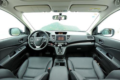 Honda CR-V phiên bản mới 2015: Rạng danh vị thế! - 1