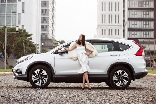 Honda CR-V phiên bản mới 2015: Rạng danh vị thế! - 2