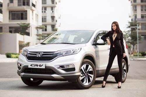 Honda CR-V phiên bản mới 2015: Rạng danh vị thế! - 3
