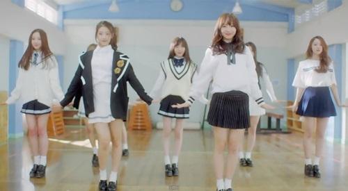 """Hàng loạt nhóm nhạc nữ """"ngây thơ"""" đổ bộ Kpop 2015 - 3"""