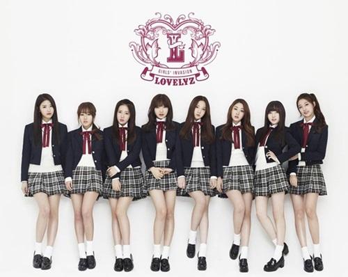 """Hàng loạt nhóm nhạc nữ """"ngây thơ"""" đổ bộ Kpop 2015 - 2"""
