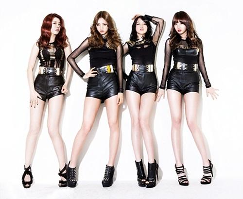 """Hàng loạt nhóm nhạc nữ """"ngây thơ"""" đổ bộ Kpop 2015 - 1"""