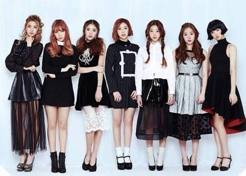"""Hàng loạt nhóm nhạc nữ """"ngây thơ"""" đổ bộ Kpop 2015 - 5"""