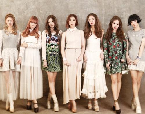 """Hàng loạt nhóm nhạc nữ """"ngây thơ"""" đổ bộ Kpop 2015 - 4"""