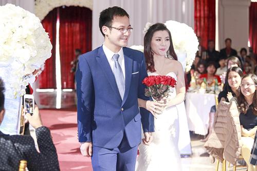 """Dàn sao nhạc đỏ đến mừng hôn lễ """"Sao Mai"""" Lê Mận - 3"""