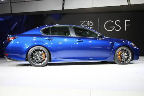 Lexus GS F trình làng: BMW M6 hãy dè chừng - 2