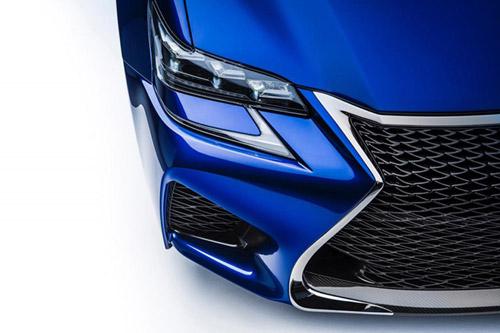 Lexus GS F trình làng: BMW M6 hãy dè chừng - 4