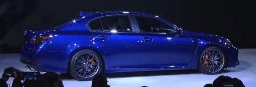 Lexus GS F trình làng: BMW M6 hãy dè chừng - 3