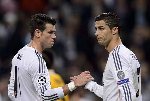 """Real cần Bale """"ích kỷ"""" như Ronaldo - 2"""