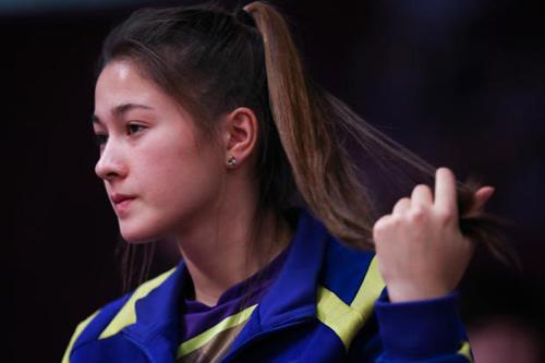 3 tay vợt xinh như hoa hậu làng cầu lông thế giới - 1
