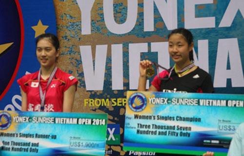3 tay vợt xinh như hoa hậu làng cầu lông thế giới - 6