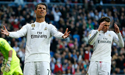 """Những trò lố """"vô đối"""" của Ronaldo - 2"""