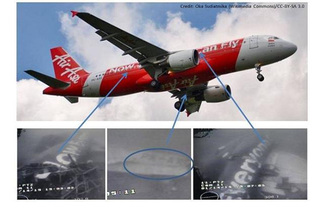 Đã tìm thấy thân máy bay AirAsia QZ8501 - 1