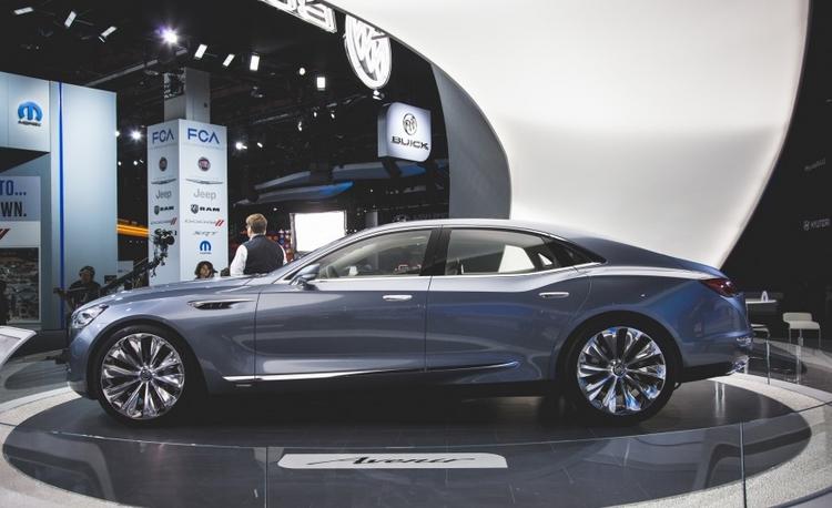 Lộ diện loạt siêu xe khủng tại triển lãm Detroit 2015 - 3