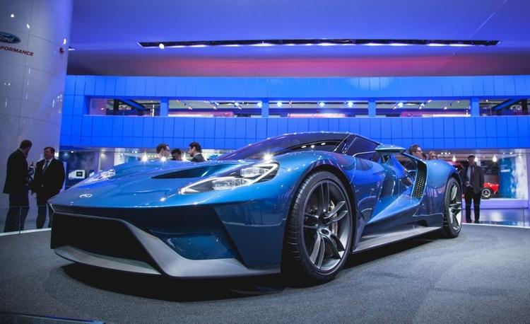 Lộ diện loạt siêu xe khủng tại triển lãm Detroit 2015 - 6