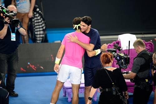 """Nadal """"tự sướng"""" khi đánh tennis siêu tốc - 3"""