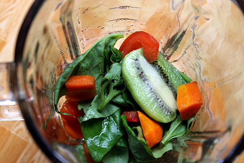 Uống sinh tố cà rốt, làn da tươi sáng hơn - 3