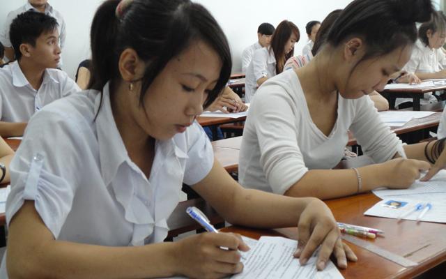 Tuyển sinh ĐH-CĐ 2015: Sơ tuyển học bạ, kiểm tra riêng - 1