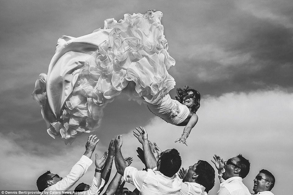 Rung động trước những bức ảnh cưới đẹp nhất 2014 - 5
