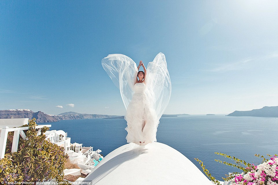 Rung động trước những bức ảnh cưới đẹp nhất 2014 - 13