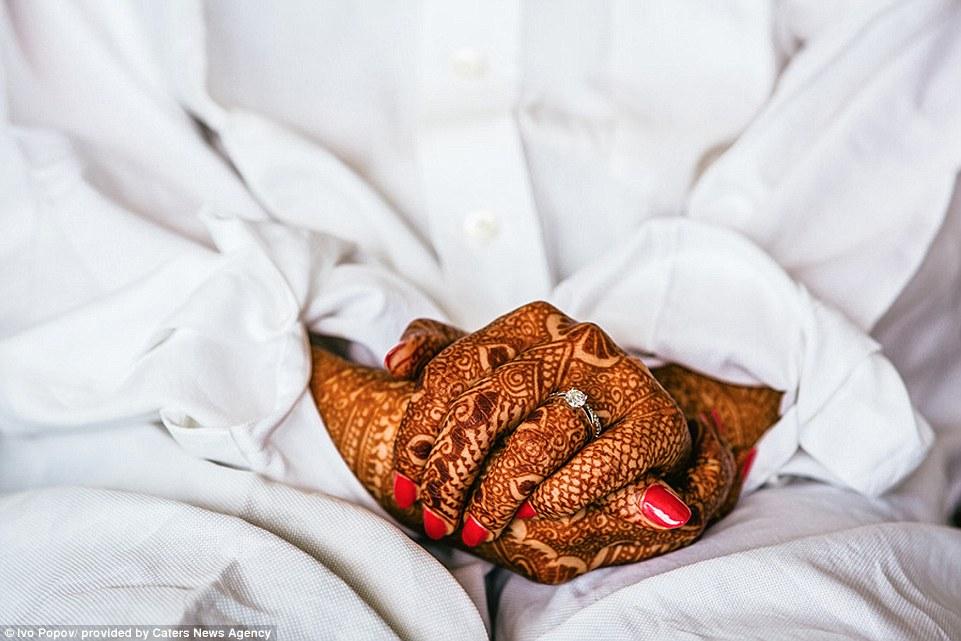 Rung động trước những bức ảnh cưới đẹp nhất 2014 - 10