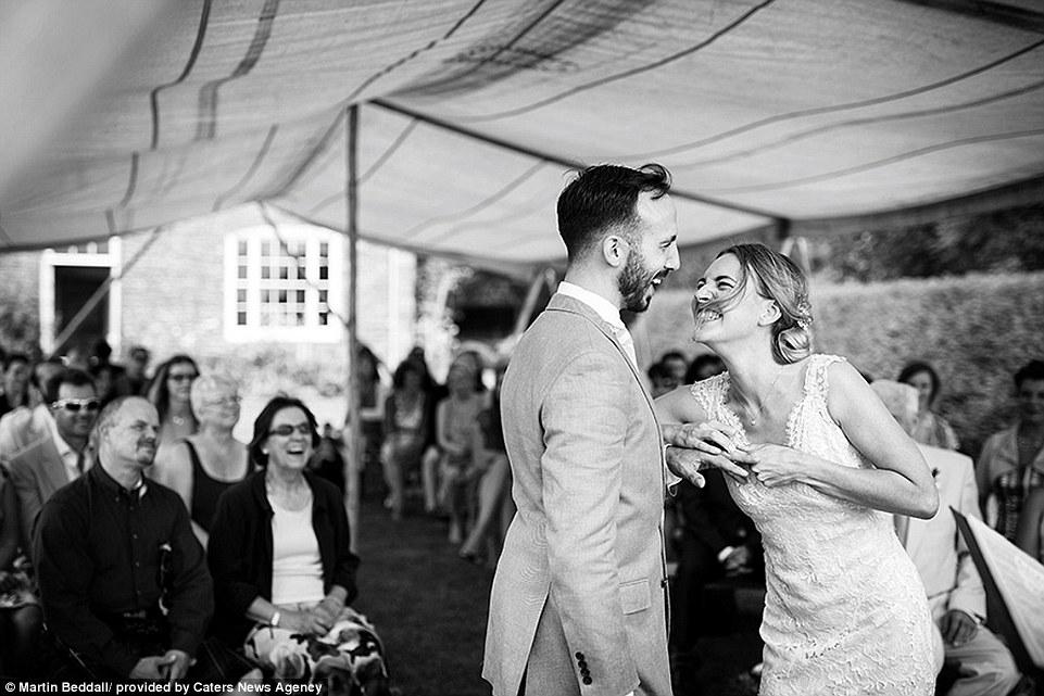 Rung động trước những bức ảnh cưới đẹp nhất 2014 - 19