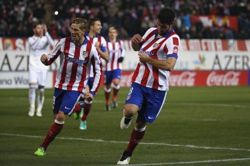 Real – Atletico: Phía sau ánh hào quang - 2