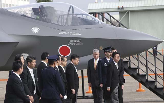 Nhật tăng ngân sách quốc phòng lên mức kỷ lục - 1