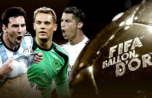 Những ứng cử viên QBV mới hậu Messi, Ronaldo - 1