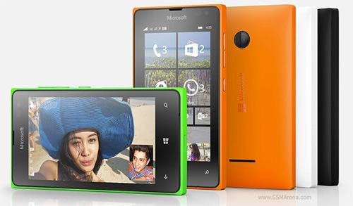 Smartphone siêu rẻ Lumia 435 giá 1,7 triệu đồng - 1
