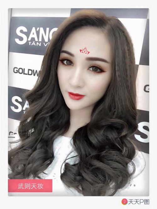 Hot girl Việt đua nhau chế ảnh Võ Tắc Thiên - 5