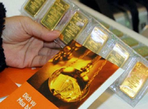 NHNN: Kinh doanh vàng tài khoản thua lỗ và nguy cơ vỡ nợ rất lớn - 1