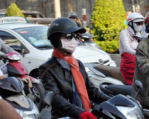Sài Gòn lạnh nhất trong 10 năm nay - 2