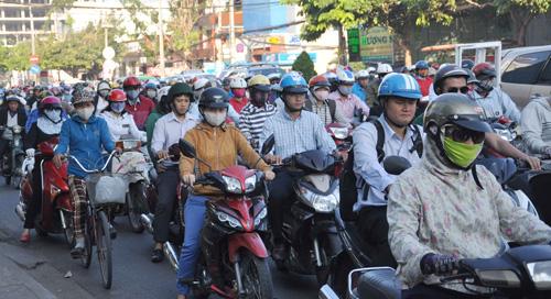 Sài Gòn lạnh nhất trong 10 năm nay - 4